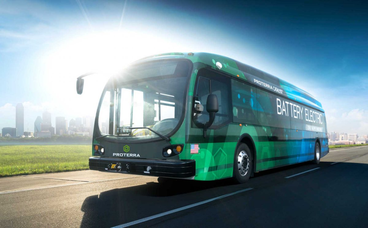Battery-Electric Buses in Vancouver That Can Fully Charge in Just Five Minutes